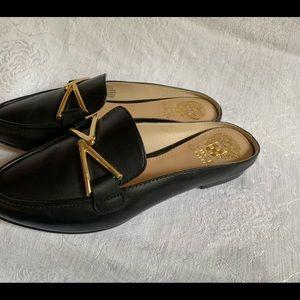 Vince Camuto Ivah Black Mule Size 7.5M